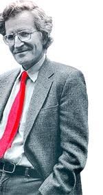 Noam Chomsky: Por primera vez hay una internacional de la Izquierda