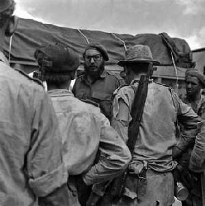Denuncia el Presidente cubano Fidel Castro que daño de EEUU a la Isla es planetario