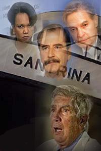 Fox, Dervez y Condoleezza en la picota