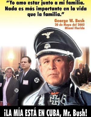 Bush y los valores familiares