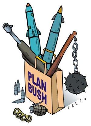 El Plan Bush de «Asistencia a una Cuba libre»