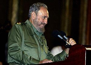 ¿Qué tiene Fidel?