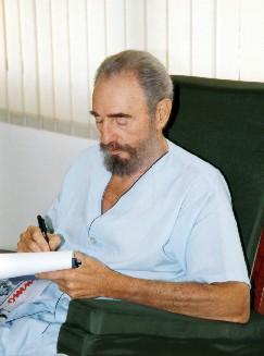 Mensaje de Fidel al pueblo de Cuba (+Fotos)