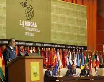 Inauguración en Cuba de la Cumbre de NOAL: Cerremos filas en la defensa de nuestros derechos