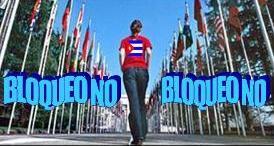 El bloqueo contra Cuba, un acto de soberbia de Estados Unidos