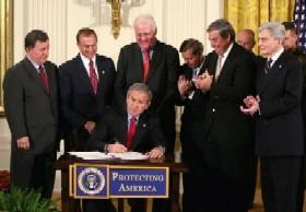 Bush promulga ley que autoriza el uso de la tortura y anula el habeas corpus