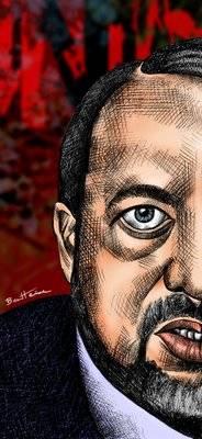 Dibujante de Rebelión, Cubadebate y Tlaxcala difamado por el sionismo internacional