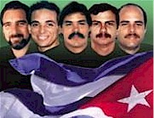 ¡Buena vista Atlanta en nombre de los Cinco Héroes cubanos presos en EE.UU!