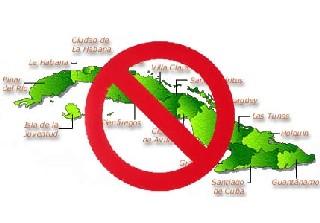 Viajes prohibidos