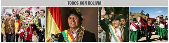 LA CONSPIRACION PARA DIVIDIR BOLIVIA DEBE SER DENUNCIADA