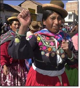 Bolivia: democracia contra oligarquía