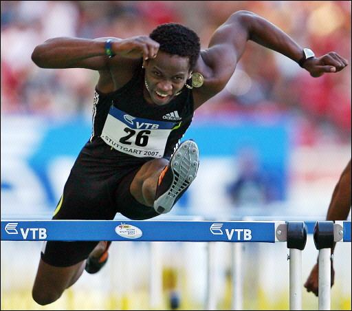 El cubano Dayron Robles, una constancia espectacular en 110 m vallas