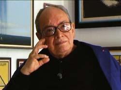 Entrevista a Alfredo Guevara para la Mesa Redonda