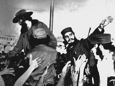 Fidel Castro: de la Sierra Maestra a la batalla de  ideas