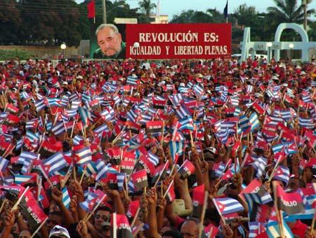 Feliz cumpleaños, Cuba