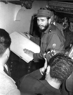 Crónica de un testigo sobre la visita de Fidel a Venezuela hace 50 años