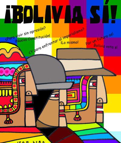 BOLIVIA SIIIIIII